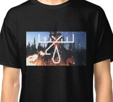 Moose Blood textured album art logo Classic T-Shirt