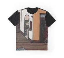 Gustine and Dunnica #2 Graphic T-Shirt