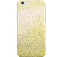 Chapter 34 iPhone Case/Skin