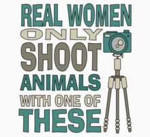 Real Women Only shoot with Cameras by GBCdesign