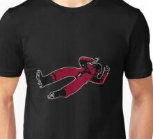 Falling astronaut Unisex T-Shirt