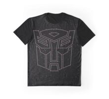 Stars Transformers Autobots Graphic T-Shirt