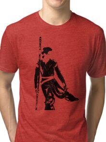 Rey  Tri-blend T-Shirt