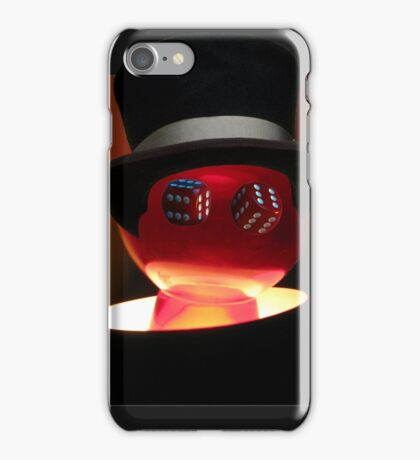 Mr.Chance by Darryl Kravitz iPhone Case/Skin
