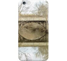 Early Morning Perfect Relection iPhone Case/Skin