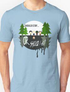 The Upside Down - Stranger Things Unisex T-Shirt