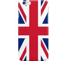 United Kingdom Flag iPhone Case/Skin