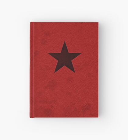 Winter Soldier Notebook (Bright) Hardcover Journal