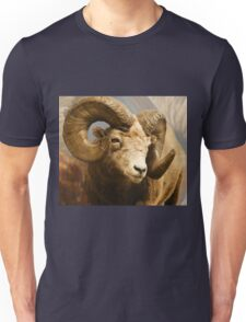 Bigh Horn Sheep Unisex T-Shirt