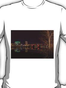 The Eastbank Esplanade in Portland, Oregon T-Shirt