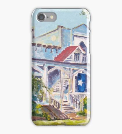 Bonnie Blue Morning iPhone Case/Skin