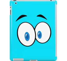 THE EYES HAVE IT AGAIN iPad Case/Skin