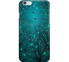 Silently, One by One, the Stars Blossomed (Geometric Stars Remix) iPhone Case/Skin
