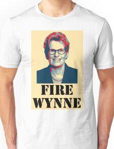 Fire Kathleen Wynne Unisex T-Shirt