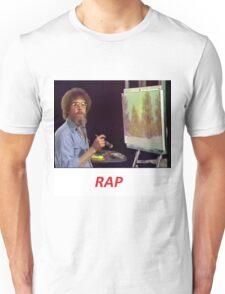 Bob Ross the Rapper Unisex T-Shirt