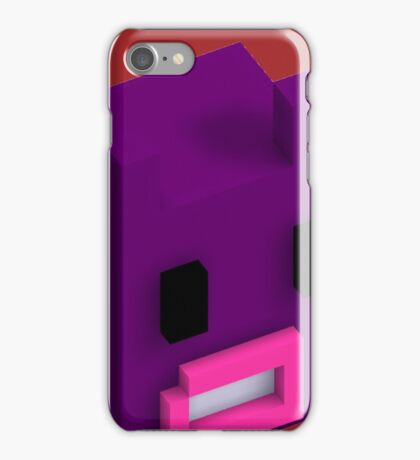 Voxel Bunnylord iPhone Case/Skin