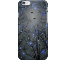 The Sight of the Stars Makes Me Dream (Geometric Stars Remix) iPhone Case/Skin