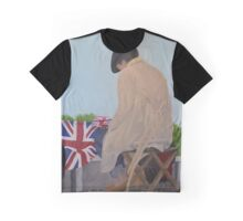 WAITING FOR THE QUEEN Graphic T-Shirt