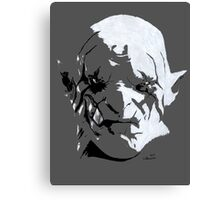 Azog the Defiler Canvas Print