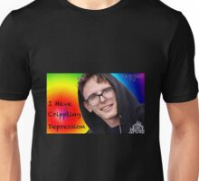iDubbbz Crippling Depression Unisex T-Shirt