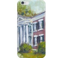 Rippavilla..the Southern Side iPhone Case/Skin