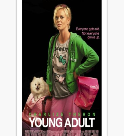 Young Adult Sticker