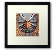 COVENTRY CATHEDRAL  WARWICKSHIRE  ENGLAND Framed Print