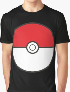 Pokeball Graphic T-Shirt