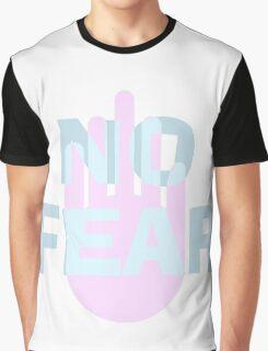 Abhaya Mudra - No fear Graphic T-Shirt