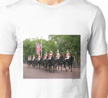 Royal Household Cavalry, London, England 2 Unisex T-Shirt