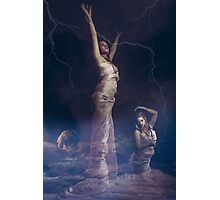 Birth of Aphrodite Photographic Print