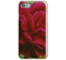 Red Rose Bokeh iPhone Case/Skin