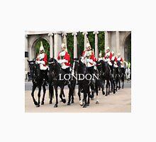 London: Royal Household Cavalry, England Unisex T-Shirt