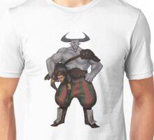 DAI crew Iron Bull and krem Unisex T-Shirt