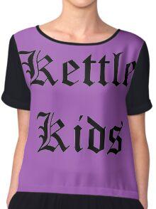 Kettle Kids Old English Chiffon Top