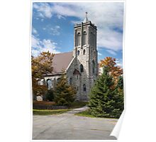 Sacred Heart of Mary Roman Catholic Church Poster