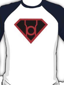 Red Lantern Super T-Shirt