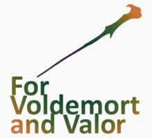 For Voldemort and Valor (US) One Piece - Short Sleeve
