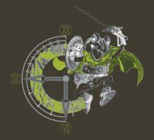 Chrono Frogo by LiamNeesons