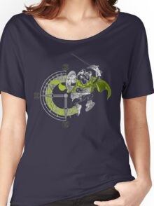 Chrono Frogo Women's Relaxed Fit T-Shirt