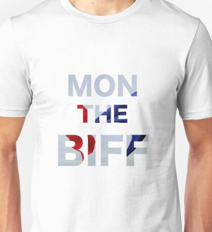 'Mon The Biff' - Biffy Clyro, Only Revolutions Unisex T-Shirt
