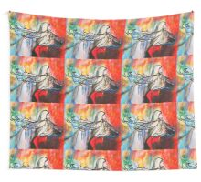 Chasing The Rain Wall Tapestry