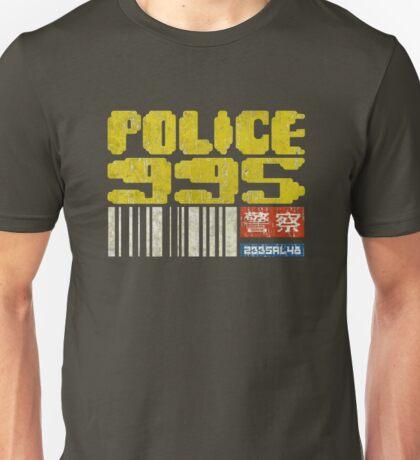 Blade Runner Police 955 Unisex T-Shirt
