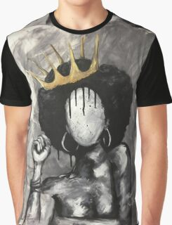 Naturally Queen Graphic T-Shirt