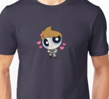 Tom Hiddleston Cute Powerpuff Unisex T-Shirt
