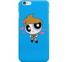 Tom Hiddleston Cute Powerpuff iPhone Case/Skin