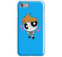 Tom Hiddleston Cute Powerpuff iPhone Case/Skin