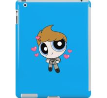Tom Hiddleston Cute Powerpuff iPad Case/Skin