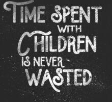 Time Spent with Children Sticker