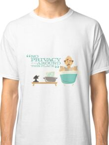 Carousel of Progress - Orville - No Privacy Classic T-Shirt